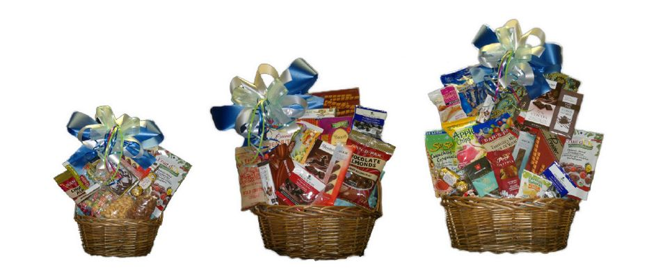 gift baskets | small, medium and large